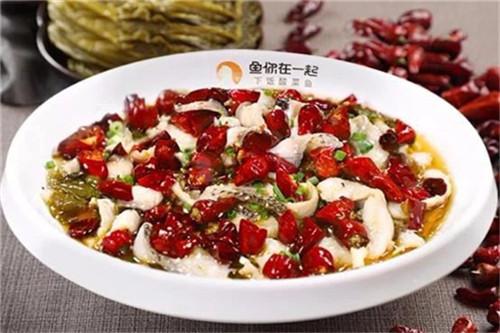 中国十大酸菜鱼品牌-鱼你在一起下饭酸菜鱼实力强优势多