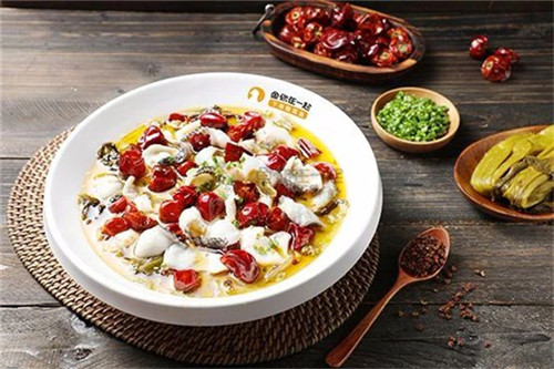 酸菜鱼米饭加盟连锁店如何给店铺产品定价